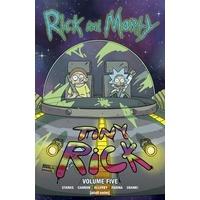 RICK & MORTY TP VOL 05