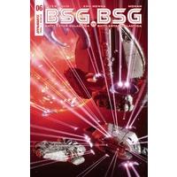 BSG VS BSG #6 (OF 6) CVR A LEBOWITZ