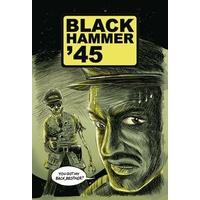 BLACK HAMMER 45 FROM WORLD OF BLACK HAMMER #4 CVR A KINDT