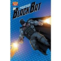 BLACK BAT #6 SYAF VAR