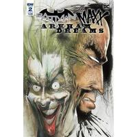 BATMAN THE MAXX ARKHAM DREAMS # 2 CVR B KIETH
