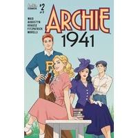 ARCHIE 1941 # 2 CVR B MOK