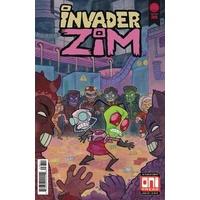 INVADER ZIM # 36 CVR A