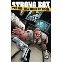 STRONG BOX BIG BAD BOOK OF BOON #5 (OF 8)