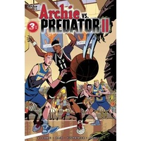 ARCHIE VS PREDATOR 2 #3 (OF 5) CVR C HESTER