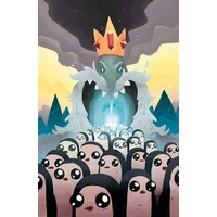 ADVENTURE TIME ICE KING #2 SUBSCRIPTION MCCORMICK VAR
