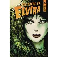 ELVIRA SHAPE OF ELVIRA  # 2 CVR A FRANCAVILLA