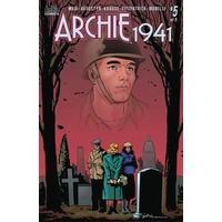 ARCHIE 1941 #5 CVR A KRAUSE
