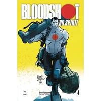 BLOODSHOT RISING SPIRIT #4 CVR B LAFUENTE