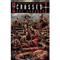 CROSSED PLUS 100 #16 CROSSED WIRES CVR