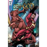 DEMI-GOD #2 CVR B LEONARDI