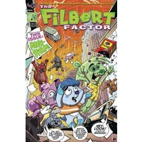 FILBERT FACTOR #1 REJECTED BY FREE COMIC BOOK DAY BLUEPRINT