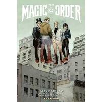 MAGIC ORDER TP VOL 01