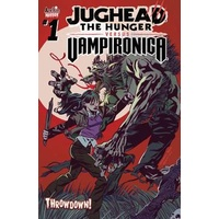 JUGHEAD HUNGER VS VAMPIRONICA #1 CVR A PAT & TIM KENNEDY