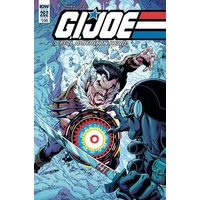 GI JOE A REAL AMERICAN HERO # 262 CVR A DIAZ