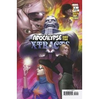 AGE OF X-MAN APOCALYPSE AND X-TRACTS # 1 INHYUK LEE CONNECTING VAR
