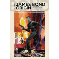 JAMES BOND ORIGIN # 7 CVR A PANOSIAN