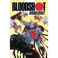 BLOODSHOT RISING SPIRIT # 5 CVR B HAMNER