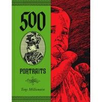 500 PORTRAITS HC