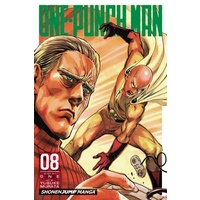 ONE PUNCH MAN GN VOL 08