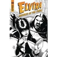 ELVIRA MISTRESS OF DARK #3 CVR B CERMAK