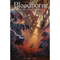BLOODBORNE #15 CVR A HARDING