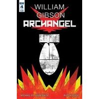 ARCHANGEL #4 (OF 5) SUBSCRIPTION VAR