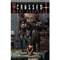 CROSSED PLUS 100 #18