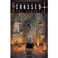 CROSSED PLUS 100 #18 CROSSED WIRES CVR