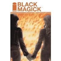BLACK MAGICK #7 CVR A SCOTT