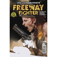 IAN LIVINGSTONES FREEWAY FIGHTER #4 (OF 4) CVR A OLIVER