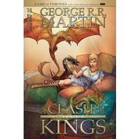 GAME OF THRONES CLASH OF KINGS #14 CVR A MILLER