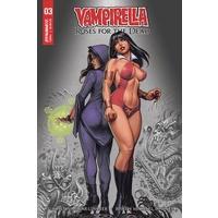 VAMPIRELLA ROSES FOR DEAD #3 (OF 4) CVR A LINSNER