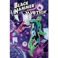 BLACK HAMMER JUSTICE LEAGUE #2  CVR A WALSH