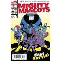 MIGHTY MASCOTS #3