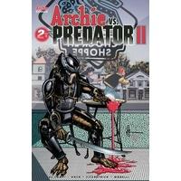 ARCHIE VS PREDATOR 2 #2  CVR B CHAYKIN