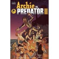ARCHIE VS PREDATOR 2 #2  CVR C GALVAN