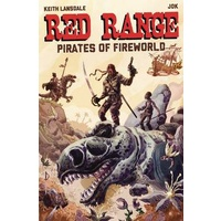 RED RANGE PIRATES OF FIREWORLD #1 CVR A JOK
