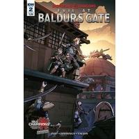 DUNGEONS & DRAGONS EVIL AT BALDURS GATE #2 CVR B CUMMINGS