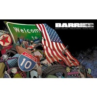 BARRIER #3 (OF 5)
