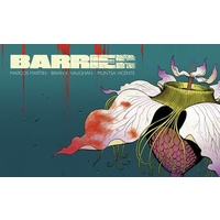BARRIER #4 (OF 5)