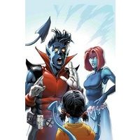AGE OF X-MAN AMAZING NIGHTCRAWLER #4 (OF 5)