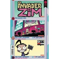 INVADER ZIM #43 CVR A