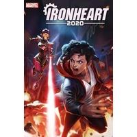 2020 IRONHEART #2 (OF 2)