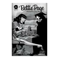 BETTIE PAGE UNBOUND #4 CVR B CHANTLER