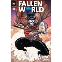 FALLEN WORLD #3  CVR A BOOTH