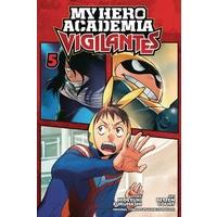 MY HERO ACADEMIA VIGILANTES GN 05