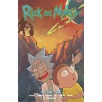 RICK & MORTY TP VOL 04