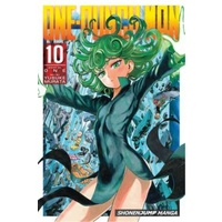 ONE PUNCH MAN GN VOL 10