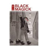 BLACK MAGICK #10 CVR A SCOTT